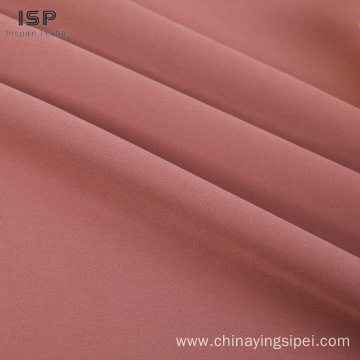 Double Faced Woven Polyester Nylon Fabric For Dresses