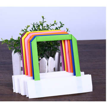 New fashionable colorful customized paper bastring  handle