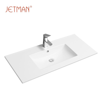 Sanitary ware wash bathroom porcelain vanity basin