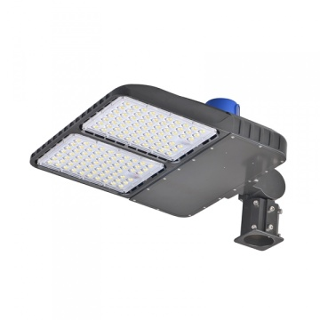 240W Led Pathway Area Light Fixtures Slipfitter