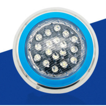 Cool White Color Resin Filled LED Pool Light