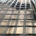 Polyester Geogrid In Road Construction