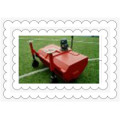 Brush Machine (by petrol oil) for Artificial Grass