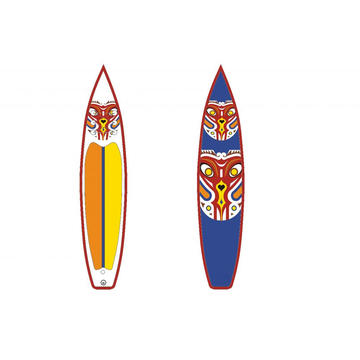 Customized colorful Inflatable Stand up Paddle Board