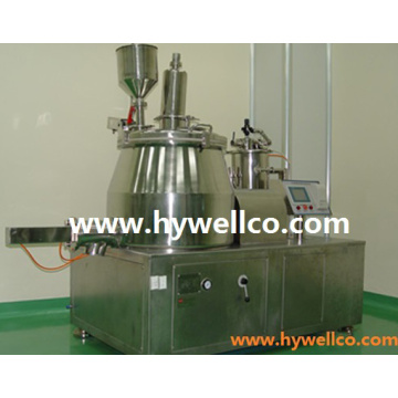 Fast Speed Mixer Granulator