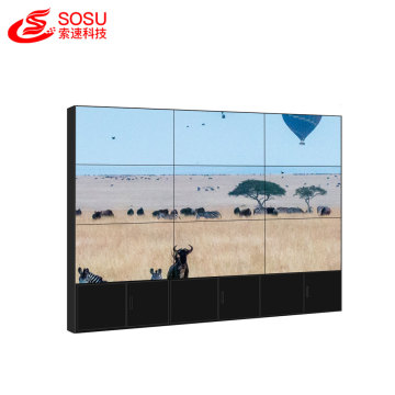 Soporte 4k full hd lcd video wall