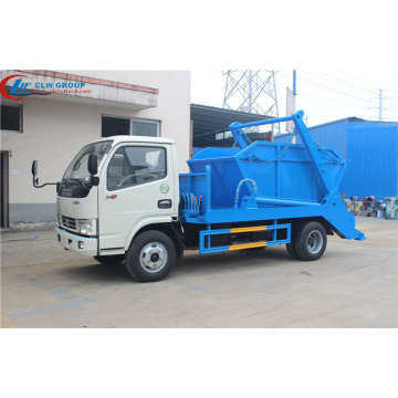 Brand New Dongfeng 4cbm skip container truck