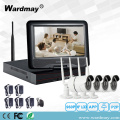 1.0/2.0MP Home Security Wireless Wifi NVR Kits