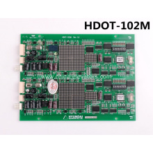 HDOT-102M Hyundai Duplex LOP Display Board