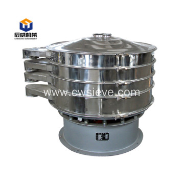 Hot sale carbon steel vibrating sifter for food