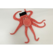 Plush Handpuppet Octopus for Baby