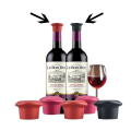 Best Wine Gifts Accessories Silicone Wine Stopper