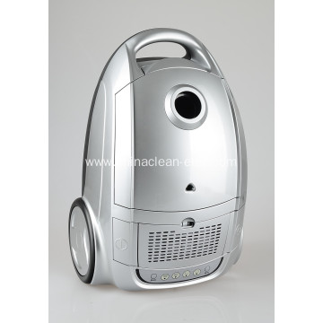 silver led display vacuum cleaner