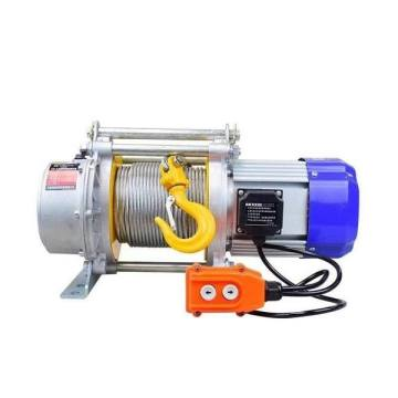 KCD 500/1000 Electric winch wire rope 60m lifting hoist