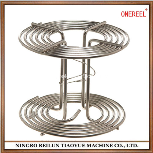 stainless steel wire roller reel