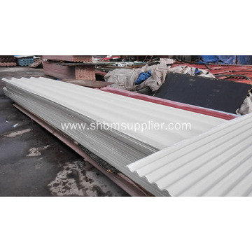Fire-resistant MGO Roofing Sheets