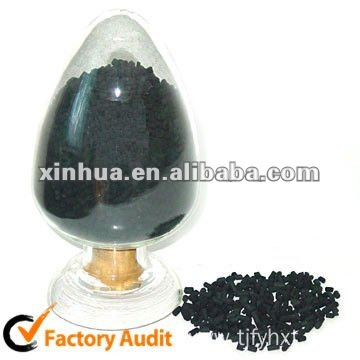 DH30 type cylindrical Activated carbon for alcohol purification