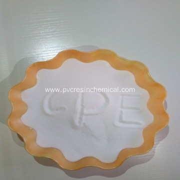 Plastic Additives CPE Chlorinated Polyethylene for PVC