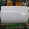 White Color Coated Aluminum Coil For Gutter
