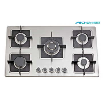 Gas Stove cooking hobs 5 Burners