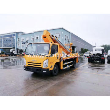 Guaranteed 100% JMC 16m Telescopic Platform Truck