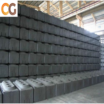 Low sulfur Pre-baked Carbon Anode Block Scrap