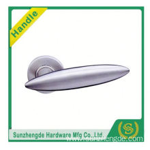 SZD STLH-006 2016 New Model Durable Cheap Curved Lever Stainless Steel Door Handle