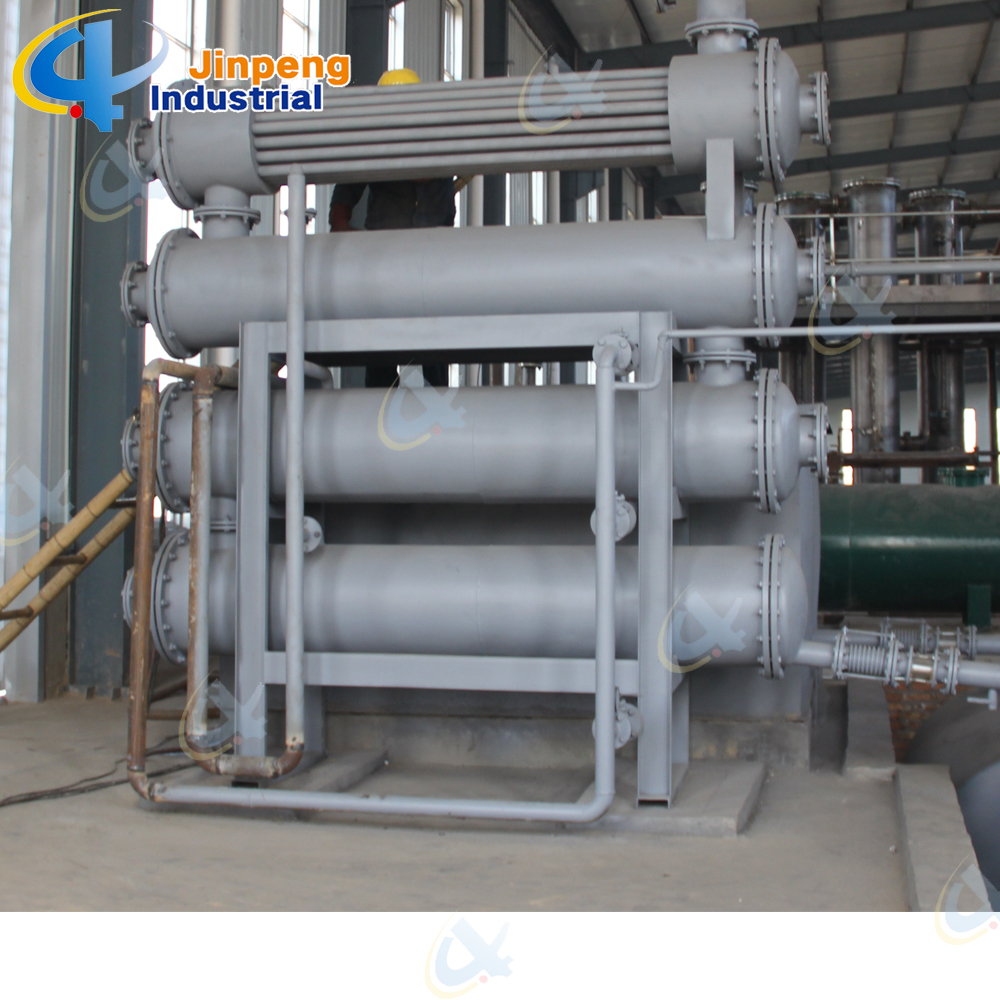 Plastic Waste Pyrolysis Equipment