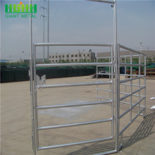 wire mesh farm gate 5-rail horse farm fence
