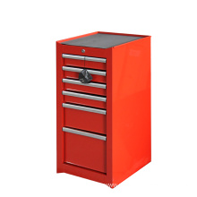 Six Drawer Side Tool Cabinet