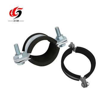 riser clamps for steel pipe