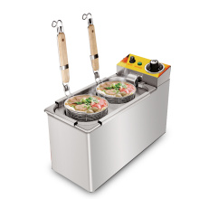 2 Baskets Noodle Cooking Machine