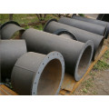 chromium carbide overlay inside or outside bimetal hardfacing cladding wear resistant tubes
