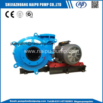Gold mining tailing horizontal slurry pump
