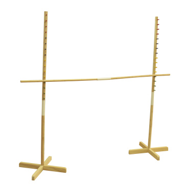 GIBBON Wooden Limbo Game for Kids Adults