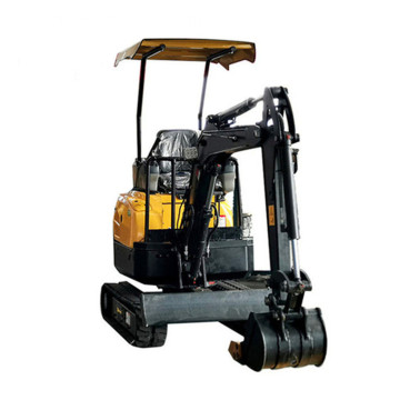 Factory direct price used mini excavator