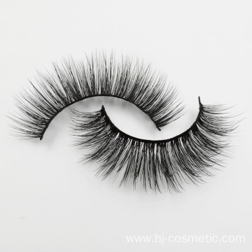Own Brand Packaging Eyelashes Custom Wholesale Mink Eyelash Box Mink Fur Lashes