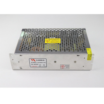 10A 24V Power Supply Liner Output 240W
