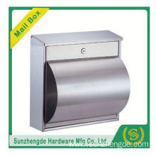SMB-011SS 2016 Popular Design Good Quality Residential Plastic Mailboxes For Sale