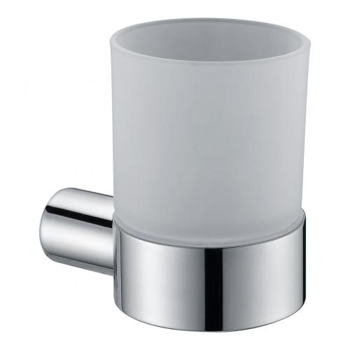 Hot Sales Bathroom Accessory Glass Holder With 304S/S