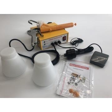 Metal workpiece spray machine Mini Powder Coating System Electrostatic spray gun 110V/220V Plastic spraying machine PC03-5