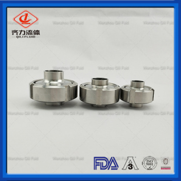 Sanitary Stainless Steel SMS Union with gasket