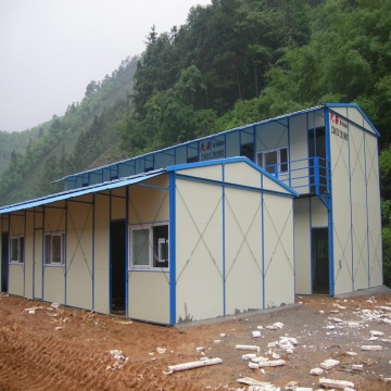 Economical Readymade Worker Prefab Houses