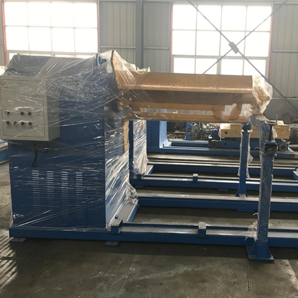 5ton Hydaulic decoiler for roll forming machine