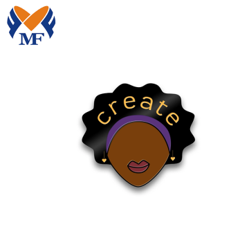 Custom Hard Enamel Pin With Your Logo
