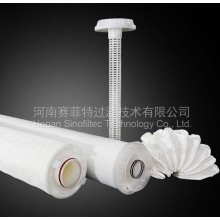 High Flow Rating Water Filter Cartridges