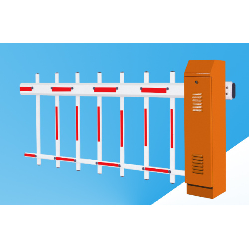 Automatic Car Parking Barrier Gate