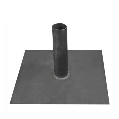 OEM service round base waterproof EPDM Pipe flashing