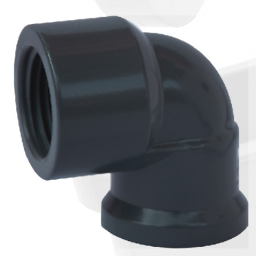 NBR5648 Water Supply Upvc Female Elbow 90° Grey