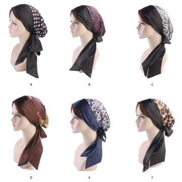 Gentle headwrap turban bandanas hat cap